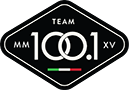 TEAM 100.1 Mobile Logo